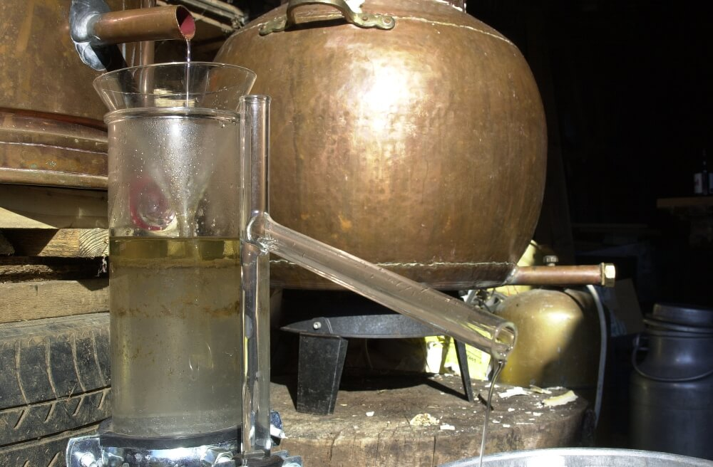 distillation-siran-lot-46