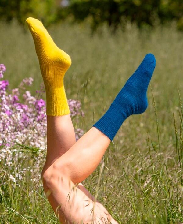 chaussettes depareillees