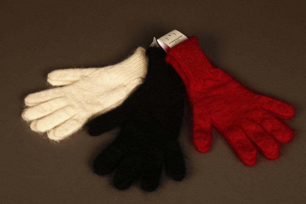 gants mohair catalogue la ferme de siran